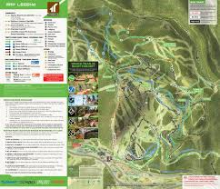 Colorado Trail Maps by Trestle Bike Trail Map Bike Park U S A Winter Park Colorado