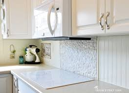 kitchen trendy beadboard backsplash home design and decor modern