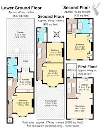 property for sale approach road london e2 bedroom house floor plan