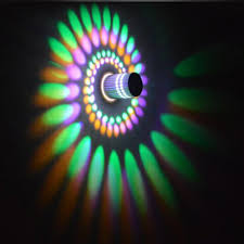 pattern wall lights buy rgb spiral light l on sale today better day store
