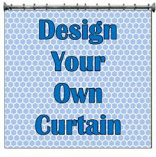 design your own shower curtain custom shower curtain