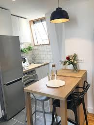 cuisine a 3000 euros avant après cuisine de 2 m2 rénovée côté maison