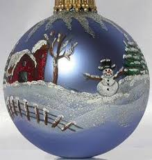 snowman tole paintings free painted ornaments and