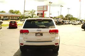 suv jeep white 2014 jeep grand cherokee limited white 4x4 suv