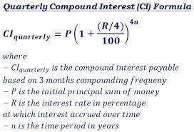 compound interest ci formulas u0026 calculator