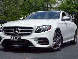mercedes in ga used mercedes at alm roswell ga