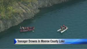 halloween city monroe mi detroit teen u0027s body pulled from lake in monroe township