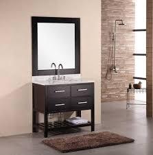 L Shaped Bathroom Vanity by Bathroom Vanity Remodel Ideas Brown Wood Modern Double Sink White