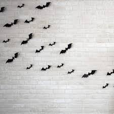 halloween wall stickers halloween wall art bats bat halloween seasonal wall art stickers