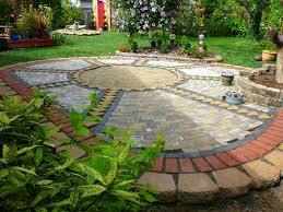 Paved Garden Design Ideas Paving Ideas For Small Back Gardens Garden Design