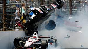 14 of the worst crashes in indianapolis 500 history