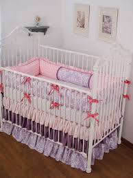 Purple Grey Crib Bedding by 181 Best Purple Lilac In The Nursery Images On Pinterest Lilacs