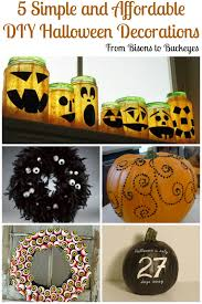 5 simple and affordable diy halloween decorations enduring all