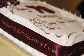 cake ribbon printed cake ribbon