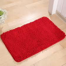 Microfiber Bath Rug Bath Mat