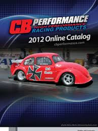 cb performance 2012 catalog carburetor turbocharger