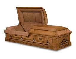 cremation caskets quartersawn white oak hardwood casket instrument