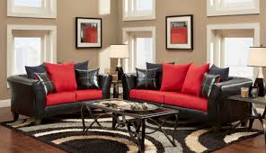 arresting black gray red area rug tags black red rug white and