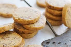 czech shortbread bar cookie cukrovi or susenky recipe