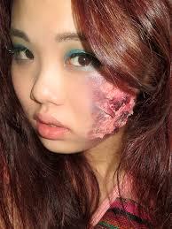 Halloween Makeup Burned Face by Halloween Burnt Face Makeup Bootsforcheaper Com