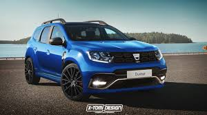 dacia won u0027t make a sporty duster gt but the internet has