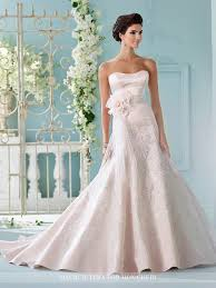 david bridals trending colored wedding dresses mon cheri bridals modwedding