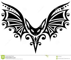 Bat Drawings For Halloween by Bat Halloween Stock Vector Image 52135876
