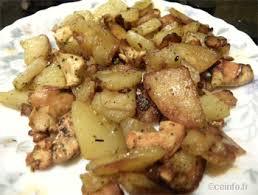 pieds de mouton aux pommes de terre persillées recette facile