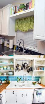 kitchen wall cabinets narrow top 26 awesome ideas to use narrow or dead space in kitchen