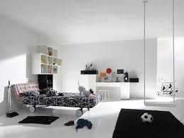 Bedroom  Fancy Modern Children Bedroom Ideas With Nice White And - Kids modern room