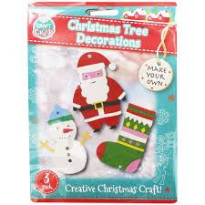 make your own christmas tree decorations christmas crafts for kids