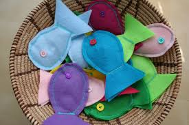 pink and green mama cardboard penguin toss game and fish bean bags