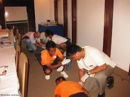 padi diving and instructor development idc around thailand efr