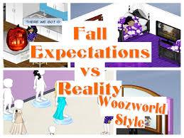 fall expectations vs reality woozworld style fall fashion
