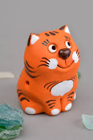 Animal Figurines Home Decor Madeheart U003e Funny Handmade Ceramic Penny Whistle Pottery Works