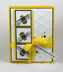 324 best bee cards images on pinterest birthday cards card