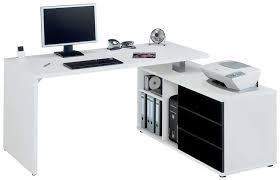 Corner Computer Desk White White Corner Computer Desk Creating A Modern Look Home Design