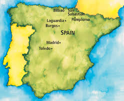 Map Of Northern Spain by 2017 Impressions Of Northern Spain Unc General Alumni Association