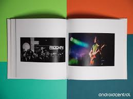 how to design and order photo books android central