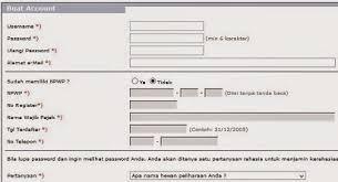 membuat npwp lewat online cara daftar npwp kumpulan cara cek dan cara daftar