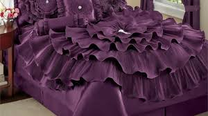 Organic Down Alternative Comforter Nursery Beddings Dark Purple Down Alternative Comforter In Camo