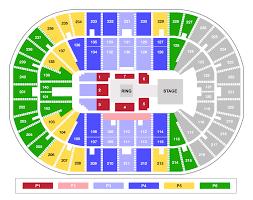 rupp arena floor plan wwe smackdown seating chart brokeasshome com
