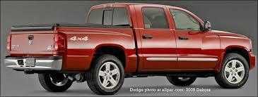2011 dodge dakota reviews 2008 2011 dodge dakota trucks