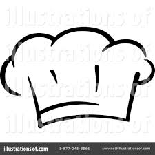 Chef Hat Clipart 1263680 Illustration By Vector Tradition Sm