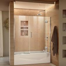 shower bathtub doors you ll wayfair