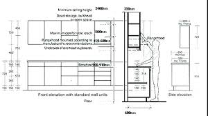 sizes of kitchen wall cabinets kitchen cabinet height