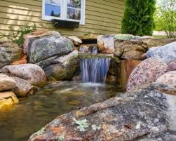 Aquascape Pondless Waterfall Kit Backyard Waterfall Build A Small Waterfall In Your Backyard