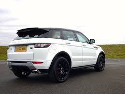2012 land rover range rover evoque sd4 dynamic lux