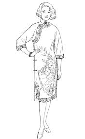 fashion coloring page 607 best fashion coloring clothing u0026 accessories images on