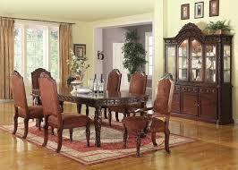 von furniture quimby formal dining room set